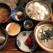 冷川 峠の茶屋