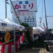 かとり神社の夏祭りに出店してきました