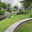創成川の公園