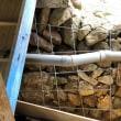 石崖の改修(1)