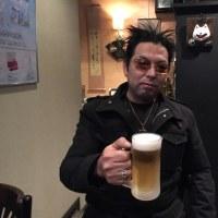 久しぶりに『スナック』で楽しんだ夜(^^♪ I really enjoyed drinking and talking last night !!