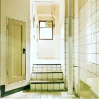 本郷キャンパス理学部2号館のトイレ。