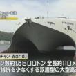 久里浜港に「なっちゃん」寄航