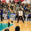 Vリーグ2017/18 久光製薬スプリングス 長岡 望悠 選手
