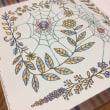森の王国〜しましまの蜘蛛 と 花と猫とどうぶつの物語