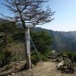 黒田城址・見張り櫓への登山
