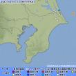 【気象庁】 1月23日00:06分、茨城県沖で最大震度2!!