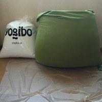Yogiboのビーズを補充する