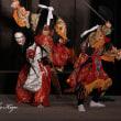 神楽 「滝夜叉姫」 ・ ・ ・ 上川戸神楽団 & 今田神楽団