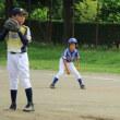 西岡第一病院旗争奪少年野球大会  第1回戦 vs FREEDOM