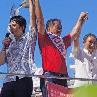 沖縄の闘い日本全体の闘い