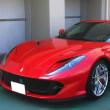 最新FRV12フェラーリ