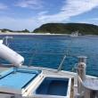 2017年11月23~25日、那覇滞在/慶良間6ボート!