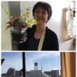 お花があると部屋が明るくなります〜