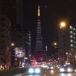 #東京タワー #クリスマス #ライトアップ 開始
