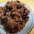 おばさんの料理教室No.3045 黒豆の赤飯