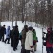 2019年1月15日(火) さっぽろ自然散歩「旭山記念公園」