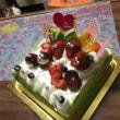 トトロのいるケーキ