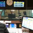 昨日はラジオでした!