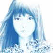 「齋藤飛鳥生誕祭」ってことで、イラスト描いてみた!(笑)