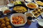 ブラジル料理の会