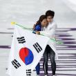 韓国ヘイトなんて吹き飛ばす!スピードスケート金メダルの小平奈緒選手と李相花(イ・サンファ)選手の友情に泣く!!