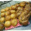 たくさん沢山パン焼いたよ。