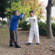 【 太気は跳ねが大事 】11/11.12  至誠塾大阪 稽古