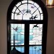 街歩き 第77回 『バラとステンドグラスの鳩山会館』