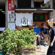 箱根の夏休み_01:早川港のアジフライ