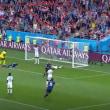 < 2018FIFAワールドカップ ロシア> 日本-セネガル戦で旭日旗登場…「変わらない日本ファン」