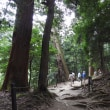 京都3(鞍馬山・本殿~奥の院~魔王殿)