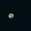 窓から見えた月は?