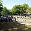 北総例会「船橋・習志野公園巡り13Km」