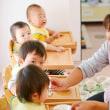 【千葉県松戸市(新松戸駅)】フルタイム固定時間勤務で乳児のみの小規模な保育園での保育士補助の求人