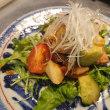 合鴨のサラダ