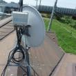 吉川市|テレビが見れなくなったのでアンテナの点検作業