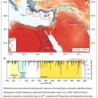火山噴火による気候変動が、古代エジプト王朝の崩壊を助長?!