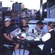 1998年のニュージーランド研究旅行 その14 博士のご家族
