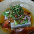 8種類の夏野菜の蕎麦豆冨(^o^)