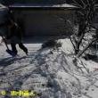 勝原・雪掻き道造り