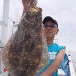 8月6日(日)一つテンヤマダイの釣果