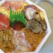 海鮮七福弁当。美味しかった。
