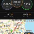 水戸ライド 209km(後編)