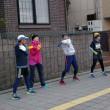 1/13(土)、今年初の「河内長野WALK&RUN」 定例会(練習会)! 8キロ走る!