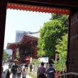 ぶらり旅・浅草神社etc(台東区)