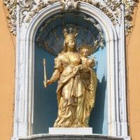 ゲルトルード・フォン・ル・フォールの『教会への讃歌』の中から「平和の元后への連祷 Litanei zur Regina Pacis」をご紹介します