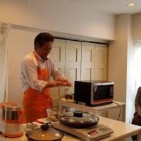料理と道具の関係は深い!家庭料理の大切さを伝えるフォーマック社のデモ会を開催しました。