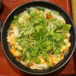 17537、538 BASNET ASIAN DINING、8番ラーメン北島店@富山県高岡市 11月8日 アジアン?!カレーラーメン、チキンとキーマ!8の付く日は8番でパクチー酸辣湯麺