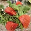 野菜メニュー。